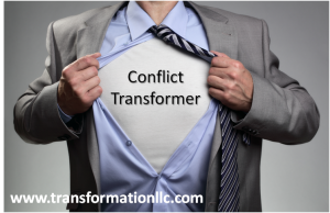 What is a Conflict Transformer