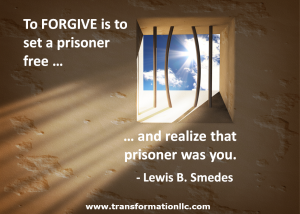 Conflict Transformation Associates Forgiveness